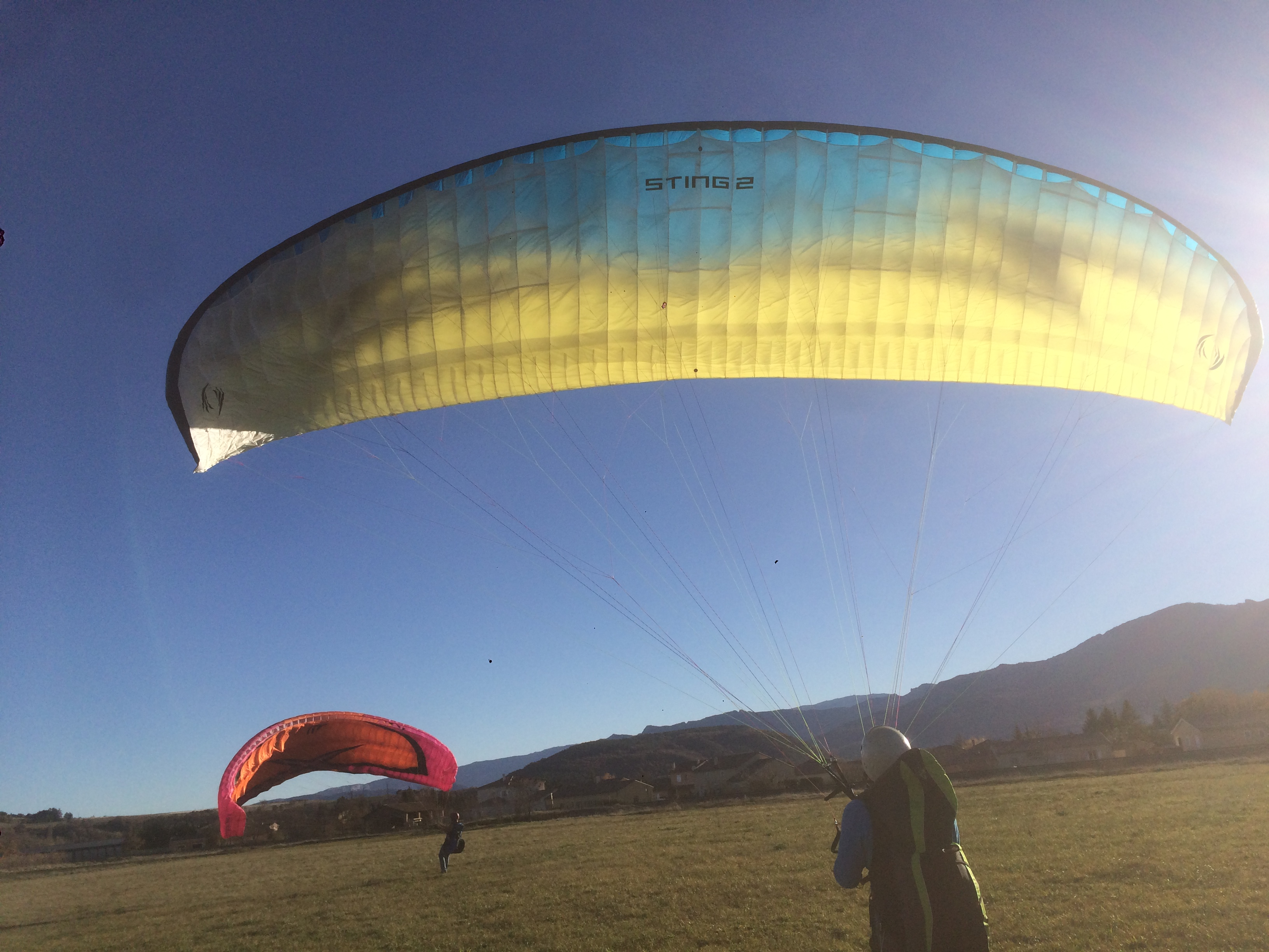 PARAPENTE OCCASION SWING