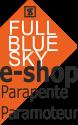 FULL BLUE SKY